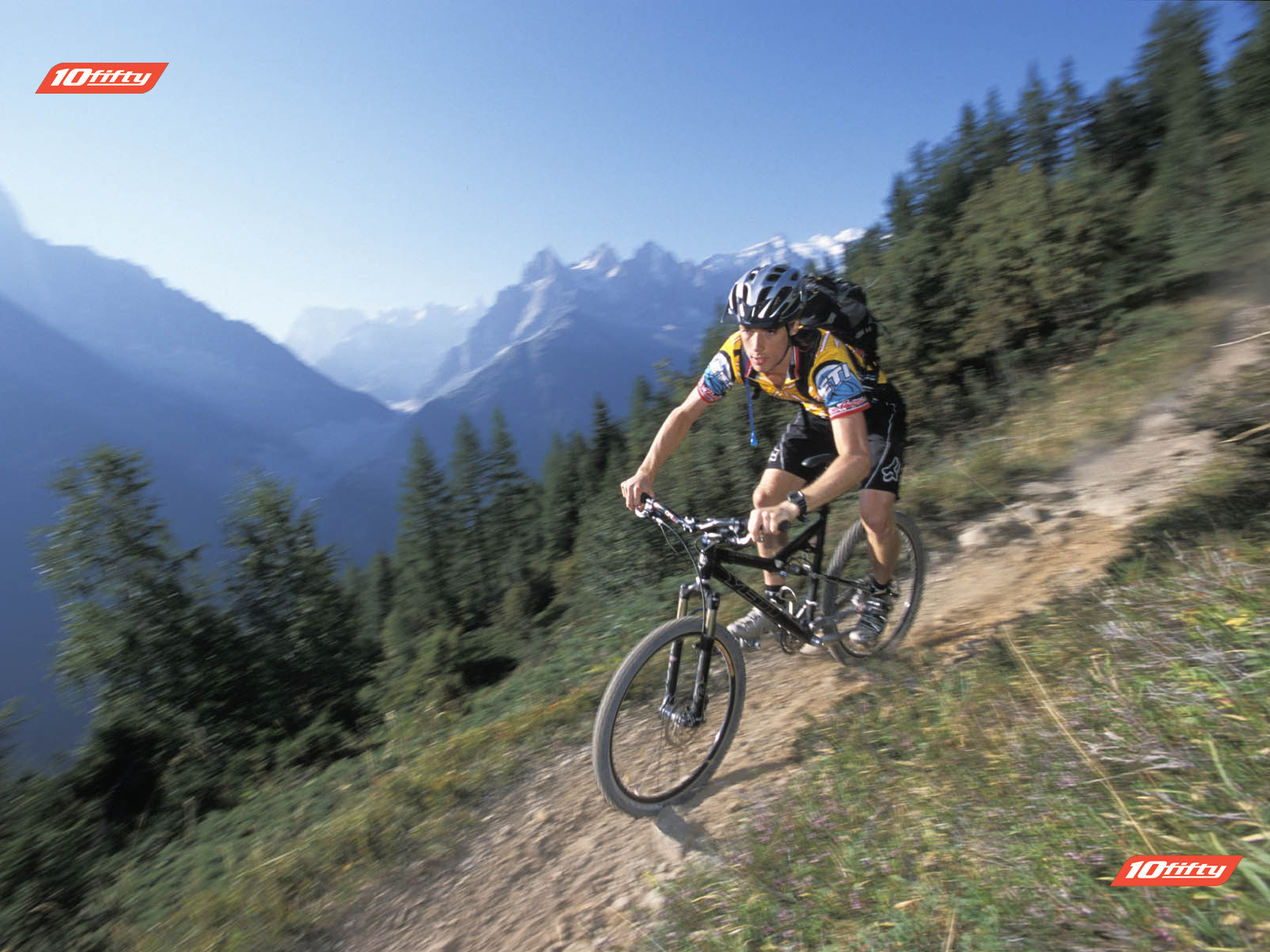 Mountain Bike Holidays, Chamonix - France and USA from 10fifty